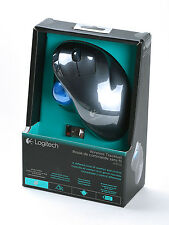 Logitech M570 2.4 GHz Wireless Laser Trackball USB Mouse for Window or Mac NEW