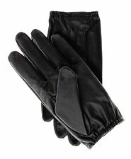 Police Duty Search Gloves - Thin Cowhide Leather Size Extra Large