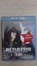 ALBATOR -  BLU RAY - 3D - Neuf