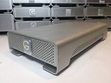 G-Technology 1TB G-DRIVE External Hard Drive FireWire. USB, eSATA, USED. Backup