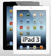 APPLE IPAD 3 32GB WIFI + 4G 3G CON  ACCESSORI E GARANZIA INCLUSI.