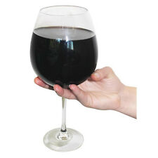 XL Wine Glass Extra Large Glass Holds Full Bottle Glassware Valentines Gift Bar