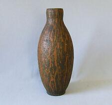 Tall Bitossi Aldo Londi Italian Art Pottery Oxblood Vase Raymor Rosenthal Netter