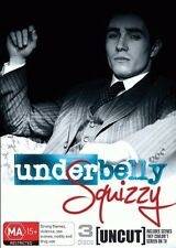 Underbelly: Squizzy (Uncut) = NEW DVD R4