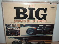 HOLIDAY SALE:    THE BIG SOUNDS OF THE DRAGS     RARE 1963 CAPITOL VINYL LP VG++