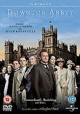 Downton Abbey. Series 1. NEW and SEALED.3 Disc Dvd Set.Regions 2,4,5. Slip Cover