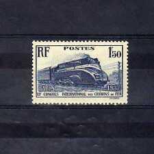 FRANCE Yvert n° 340 neuf avec charnière MH