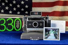 AAA Batteries Polaroid Land Camera 330 Film Tested Restored & Refurbished. ENTRY