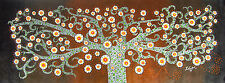 The Secret Kurrajong Tree Art Painting By Jane Crawford Australia