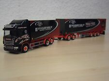 "Herpa - Scania EuroCombi / Road Train ""Tynjälä"" (SF)"" - Nr. 158688 - 1:87"