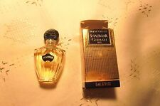 Guerlain, Shalimar, Eau de Toilette, 5 ml, neu mit goldener Box