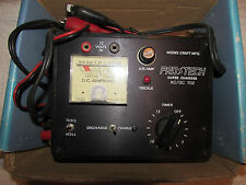 VINTAGE MODEL CRAFT MFG. PRO TECH SUPER CHARGER 702 AC/DC 6 OR 7 CELL