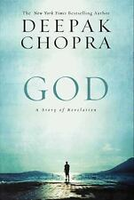 God: A Story of Revelation Chopra, Deepak Hardcover