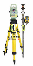 LEICA TCRA1105+ PRISMLESS ROBOTIC SURVEYING TOTAL STATION,SOKKIA,TRIMBLE,TOPCON