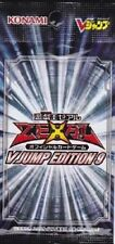 Yu-Gi-Oh V-Jump Edition pack 9 (VE09, 5 Ultra Rare Cards) Japanese Sealed Mint!