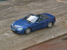1/43 2001 MERCEDES BENZ SL CONVERTIBLE ( R230 ) - MINICHAMPS EXTREMELY DETAILED