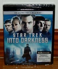 STAR TREK-EN LA OSCURIDAD-4K ULTRA HD+BLU-RAY-SEALED-CASTELLANO-PRECINTADO