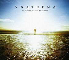 We'Re Here Because We'Re Here - Anathema (2012, CD NIEUW)
