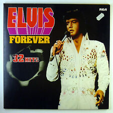 """2x12"""" LP - Elvis - Elvis Forever - 32 Hits And The Story Of A King - k6015"""