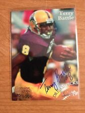 Lot of 89 Arizona State Sun Devils football cards + autograph RC