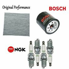 Tune Up Kit Cabin Air Oil Filters Spark Plugs for Toyota Echo 2001-2005