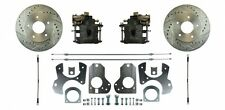 AFXDS78 Rear Disc Disk Brake Conversion Kit 78-88 G-Body 82-92 F-Body D/S Rotors