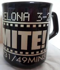 NEWCASTLE UNITED V BARCELONA 3-2  TINO-MITE 17.09.97  22/31/49mins BLACK MUG