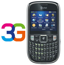 "ZTE Z431 (UNLOCKED) 3G Phone QWERTY Keyboard with 2.4"" Display 2Mp Camera GPS"