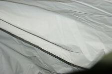 Lavoro Lotto 10-15m 20z impermeabile bianco rivestito di tessuto di nylon bancarella mercato GAZEBO SH