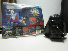 Galoob Micro Machines Star Wars Playsets Lot of 6Diff 1990s Darth Vader Droids++