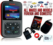 UNIVERSAL OBDII CHECK ENGINE LIGHT CODE READER DIAGNOSTIC SCANNER SERVICE TOOL