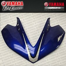 NEW 2016 YAMAHA YZF R3 YZFR3 FRONT UPPER COWLING FAIRING BLUE 1WD-XF83F-60-P1