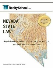 Nevada State Law, RealtySchool.com, Division, Nevada Real Estate, Very Good Book