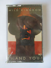 "MANITOBA'S WILD KINGDOM  ""AND YOU?"" - CASSETTE TAPE - BRAND NEW"