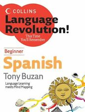 Collins Language Revolution! Beginner Mexican Spanish 2 Cds New Book