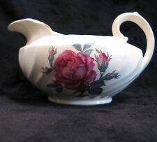 BURLEIGH WARE ROSE MILK/CREAM JUG