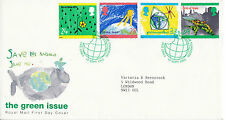 15 settembre 1992 PUNTO VERDE ROYAL Mail First DAY COVER Torridon SHS (A)