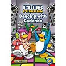 Club Penguin Pick Your Path 5: Dancing with Cadence, New, VARIOUS Book