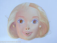VINTAGE GIRL HALLOWEEN MASK