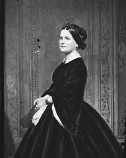 New 11x14 Photo: First Lady Mary Todd Lincoln, Wife of President Abraham Lincoln