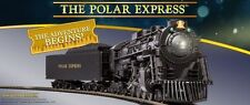 Lionel HO 6-58018 & 58019 Polar Express Train Set W/ Locomotive Tender 3 Pk Cars