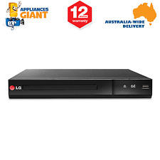 LG DVD Player with USB Playback DP132 BRAND NEW