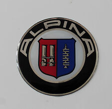 ALPINA Sticker/Decal - 68mm DIAMETER HIGH GLOSS DOMED GEL FINISH - BMW