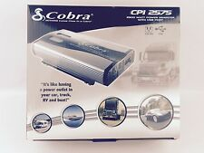 COBRA CPI2575 2500 - 5000 Watt Boat Car RV 12v to 120v Power Inverter w/ USB