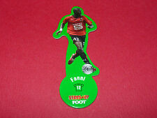 ROD FANNI STADE RENNES ROAZHON PANINI FOOTBALL STARS UP 2009-2010 MAGNETS
