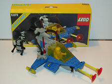 LEGO SPACE No 6872 XENON X-CRAFT LUNAR PATROL 100% COMPLETE w/ BOX MIB 1980s