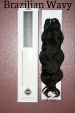 "2 packs 28"" TRUE VIRGIN Remy Human Hair Extensions Brazilian Wavy"
