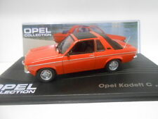 OPEL KADETT C AERO 1976-78 OPEL COLLECTION #44 EAGLEMOSS IXO 1/43