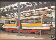 Transport Postcard - Glasgow Room & Kitchen Tram - Built at Coplawhill   A7806