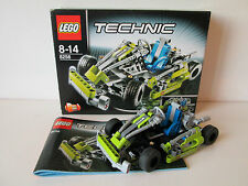 Lego Technic Model Race - 8256 Go-Kart